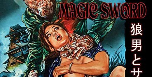 Beast and the Magic Sword (Mondo Macabro) (Blu-Ray All Region)