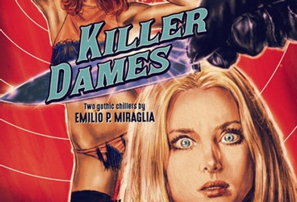 Killer Dames: Two Gothic Chillers by Emilio P. Miraglia