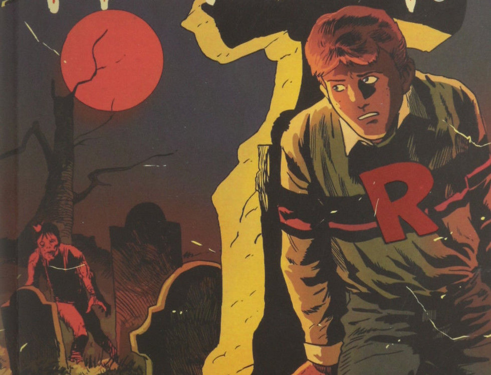 Afterlife With Archie Escape From Riverdale Trade Paperback