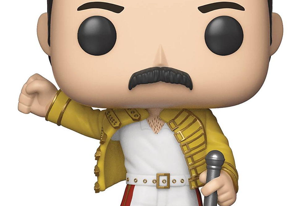 POP ROCKS QUEEN FREDDIE MERCURY JACKET VINYL FIGURE