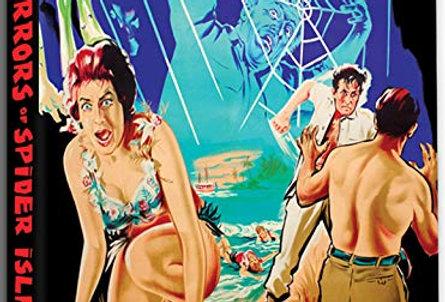 Horrors of Spider Island (Severin) (Blu-Ray Dvd All Region)