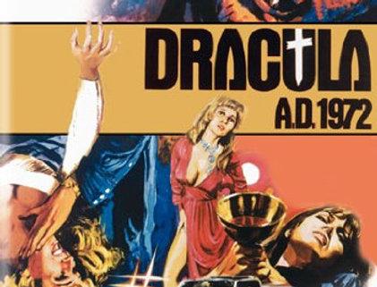 Dracula a.D. 1972 (Dvd)