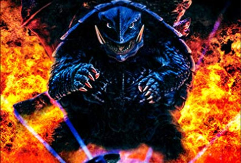 Steelbook Gamera – The Heisei Trilogy (Arrow US) (Blu-Ray)