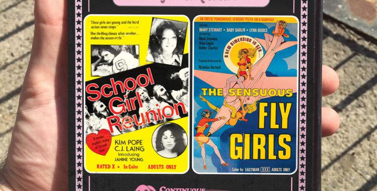 School Girl Reunion / Sensuous Fly Girls