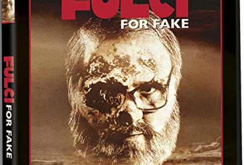Fulci for Fake(Severin) (Blu-Ray)