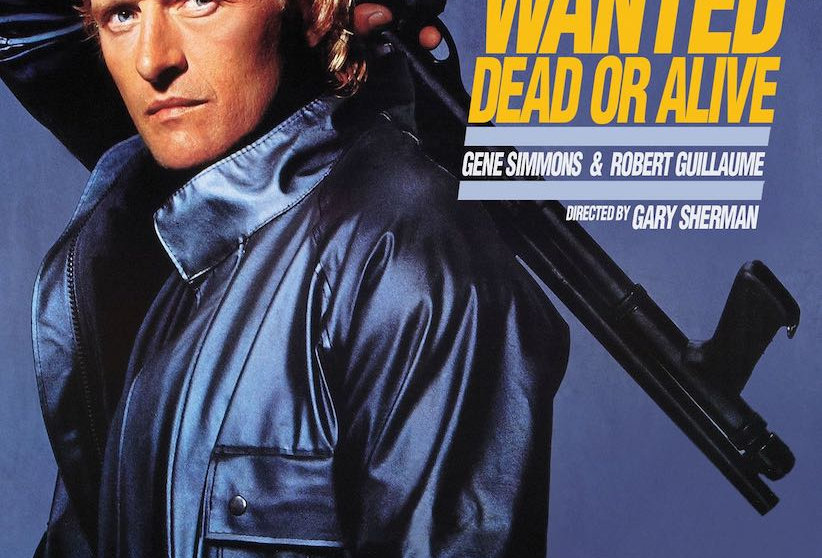 Wanted Dead or Alive (Kino) (Blu-Ray)