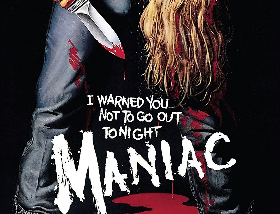 Maniac - 30th Anniversary Edition (2-Disc) (Bilingual)