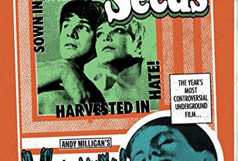 Andy Milligan's Seeds & Vapors [Limited Edition]