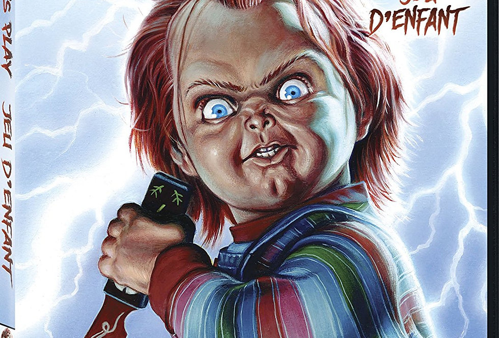 Child's Play 20th Anniversary Edition