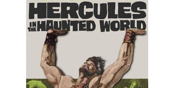 Hercules in the Haunted World (Kino)