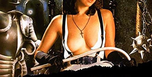 Star of David Beautiful Girl Hunter (Nikkatsu Erotic Films) (Blu-Ray)