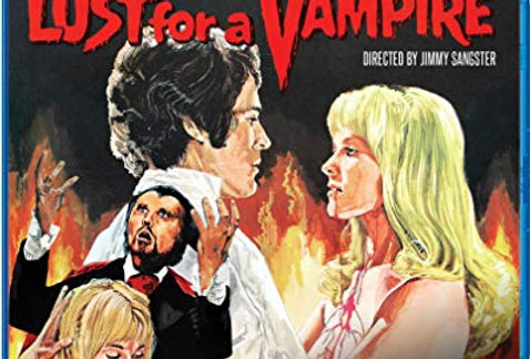 Lust for a Vampire [1971] (Shout! Factory)