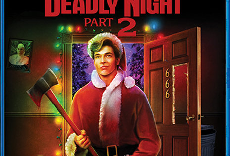 Silent Night Deadly Night Pt 2 (Scream Factory)