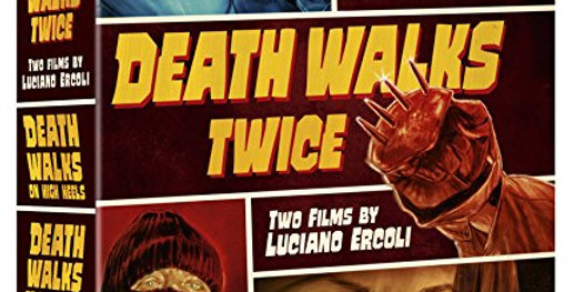 Death Walks Twice: Two Films By Luciano Ercoli (Limited Edition Boxset)