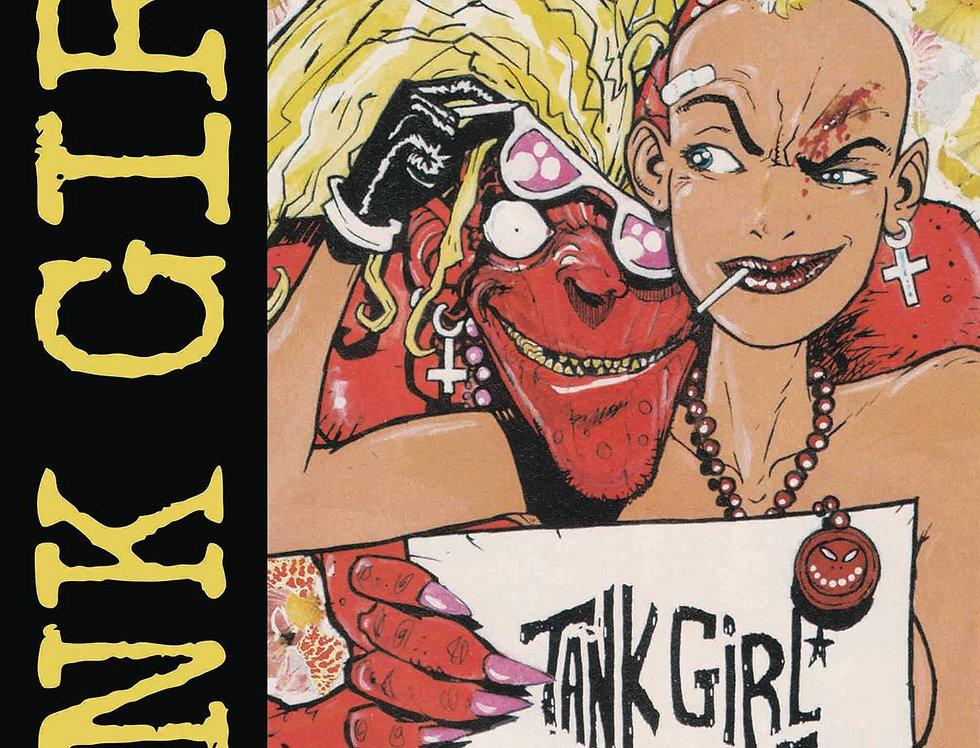 TANK GIRL FULL COLOR CLASSICS 1988-1989 #1 CVR C HEWLETT