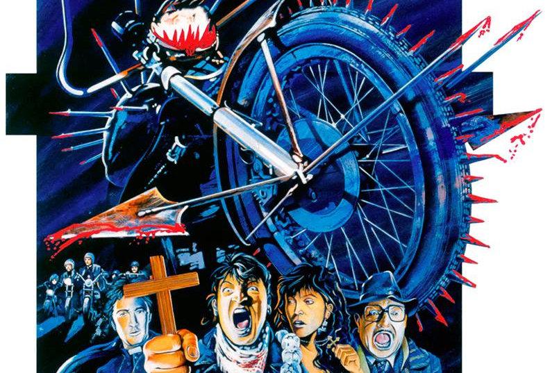 I Bought a Vampire Motorcycle (Kino)