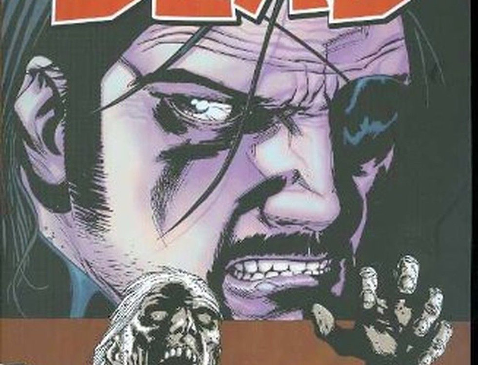 Walking Dead Volume 8: Made To Suffer Paperback