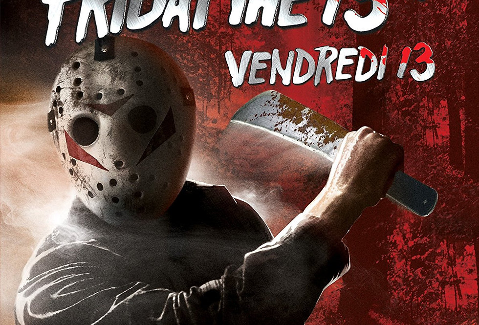 Friday the 13th: Complete Collection[Import]