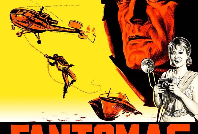 Fantomas 1960s Collection (Kino)