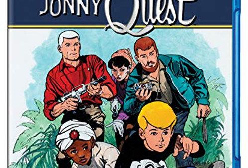 Jonny Quest: Complete Original Series (1964) [Warner)