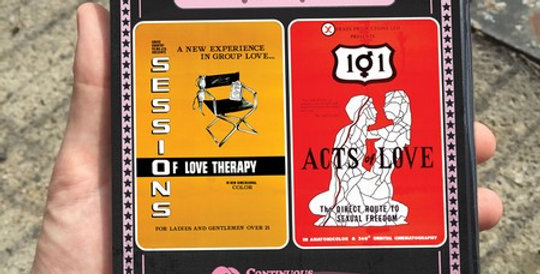 Sessions of Love Therapy / 101 Acts of Love [Import]