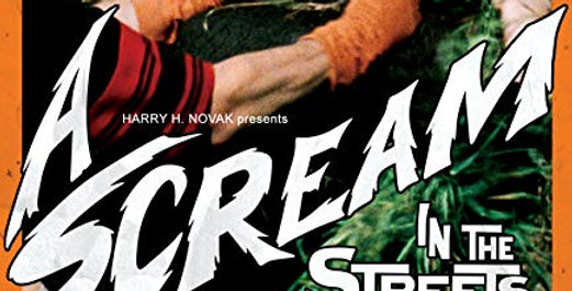 A Scream in the Streets (Severin Blu-Ray All Region)