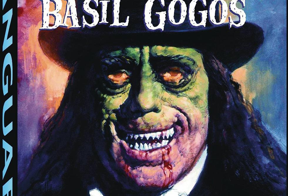 FAMOUS MONSTER MOVIE ART OF BASIL GOGOS SC NEW PTG