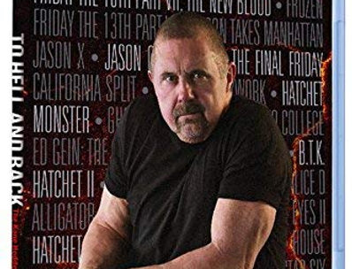 To Hell and Back: The Kane Hodder Story (Dread Central) (Blu-Ray)
