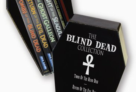 Blind Dead Collection - Limited Edition (5-Discs)