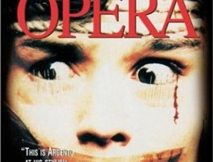 Opera (DVD, 2001, 2-Disc Set, Limited Edition) oop