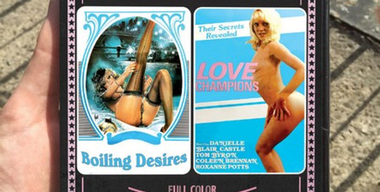 Boiling Desires / Love Champions