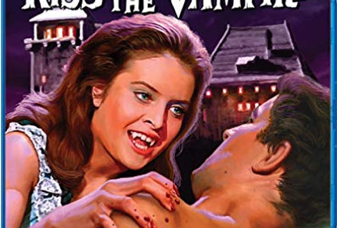 Kiss of the Vampire (1963) (Shout Factory) (Blu-Ray)