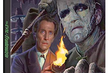Evil of Frankenstein (Scream Factory) (Blu-Ray)