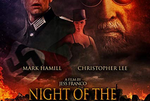 Night of the Eagles (Full Moon) [BluRay]