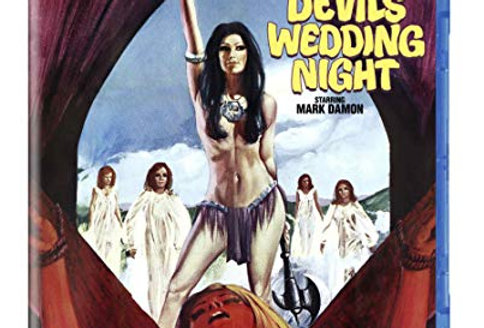 Devil's Wedding Night (Code Red) (Blu-Ray)