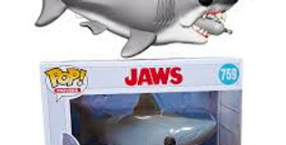 POP MOVIES JAWS 6 WITH DIVING TANK VINYL FIGURE