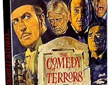 The Comedy of Terrors (Kino) (Blu-Ray)