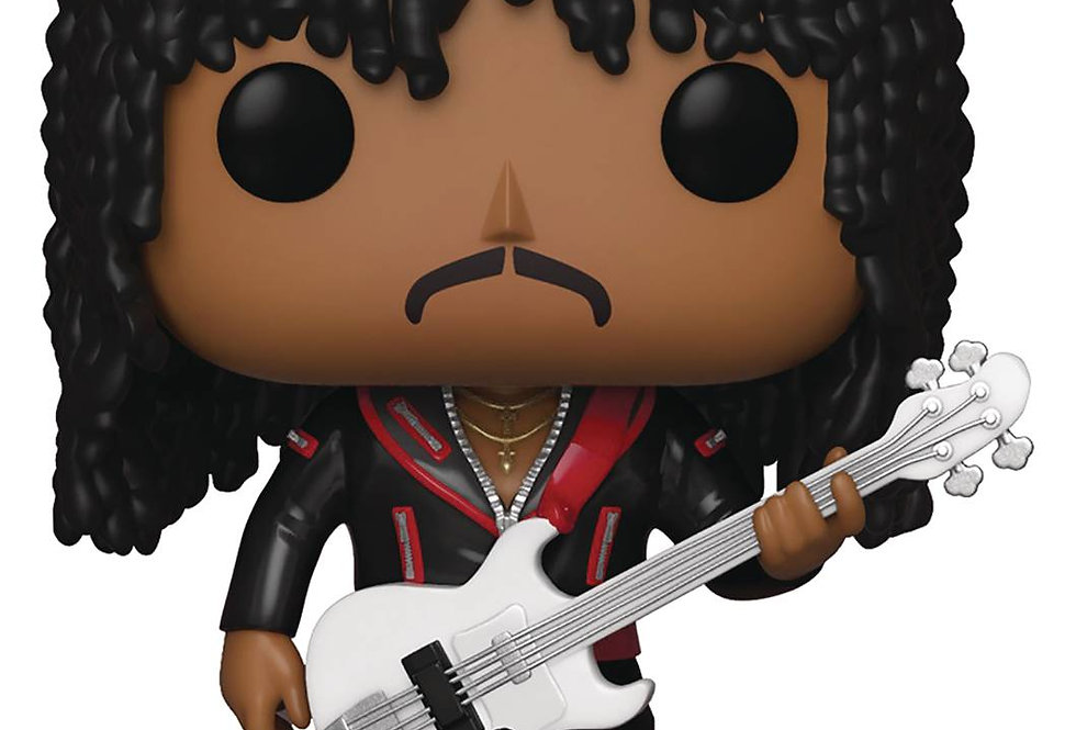 POP ROCKS RICK JAMES VINYL FIGURE