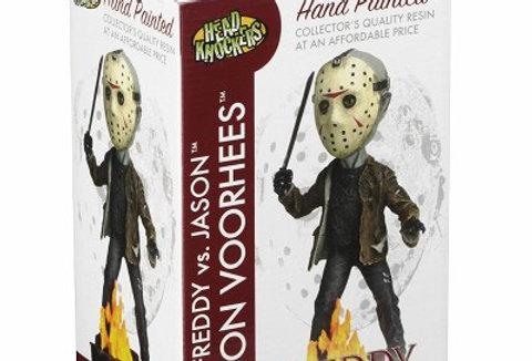 Freddy Vs Jason Jason Voorhees Head knockers Bobblehead