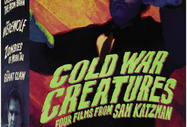 Cold War Creatures: Four Films from Sam Katzman (LE Arrow US) (Blu-Ray)
