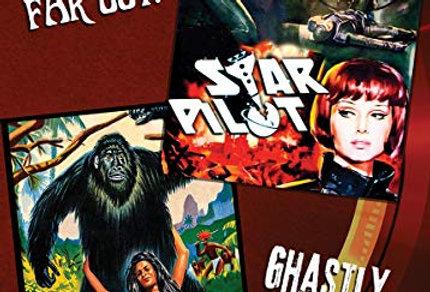 Star Pilot / King of Kong Island (DVD)