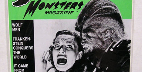 Scary Monsters magazine #7