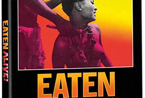 Eaten Alive!-Ltd Ed. (Only 2,500 units w/CD & Slip(Severin) (Blu-Ray)