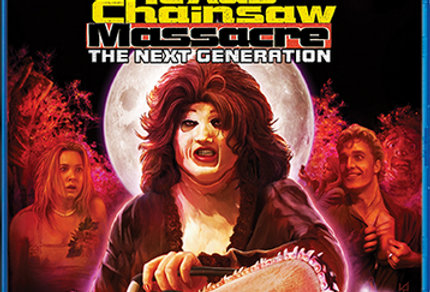 Texas Chainsaw Massacre: Next Generation (Collector's Edition)
