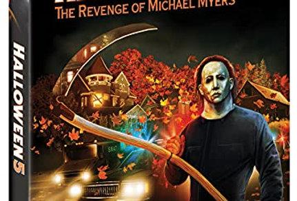 Halloween V (Scream Factory) (4k UHD / Blu-Ray)
