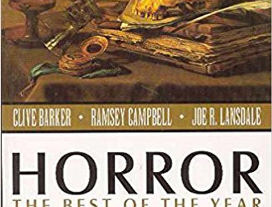 Horror: The Best of the Year, 2006 Edition
