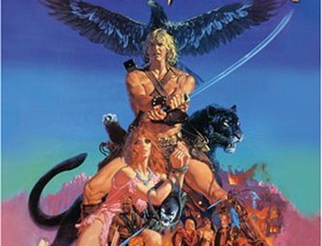 Beastmaster (Widescreen) [Import]Dvd