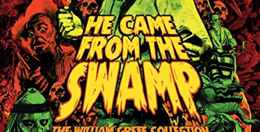 He Came From the Swamp: The William Grefe Collection (Arrow) (Blu-Ray)