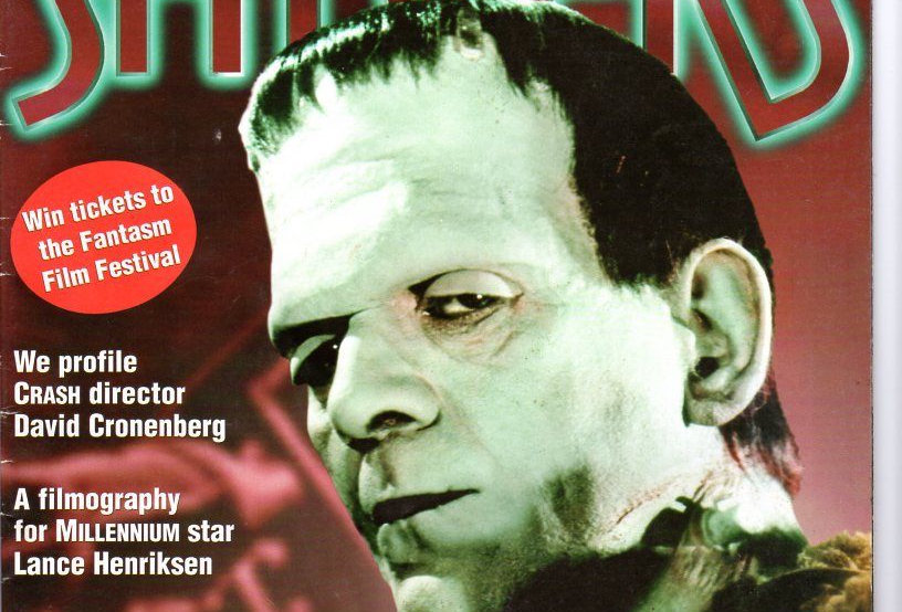 Shivers #43 Frankenstein!