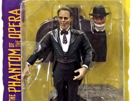 Sideshow Toy 8-inch Lon Chaney as The Phantom of the Opera